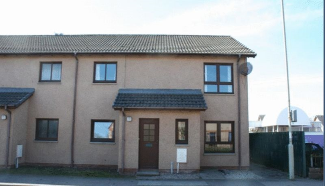 Thumbnail Property to rent in Buchanan Court, Station Road, Dingwall