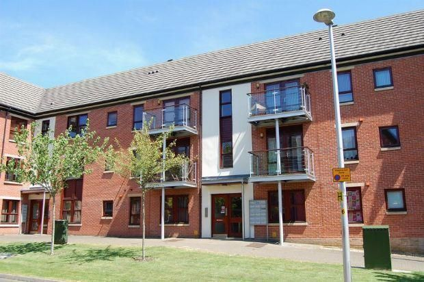 Thumbnail Flat for sale in The Approach, Northampton