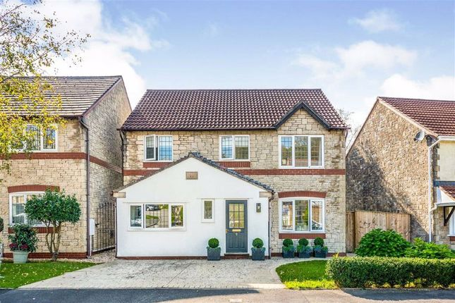 Thumbnail 4 bed detached house for sale in Nythfa, Tircoed Forest Village, Penllergaer