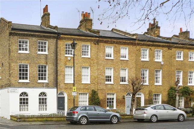 Thumbnail Semi-detached house to rent in Cleaver Square, London