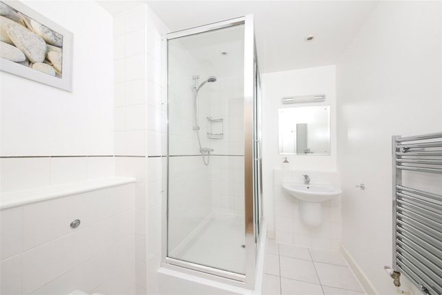 Shower Room of Eastern Quay Apartments, 25 Rayleigh Road, London E16