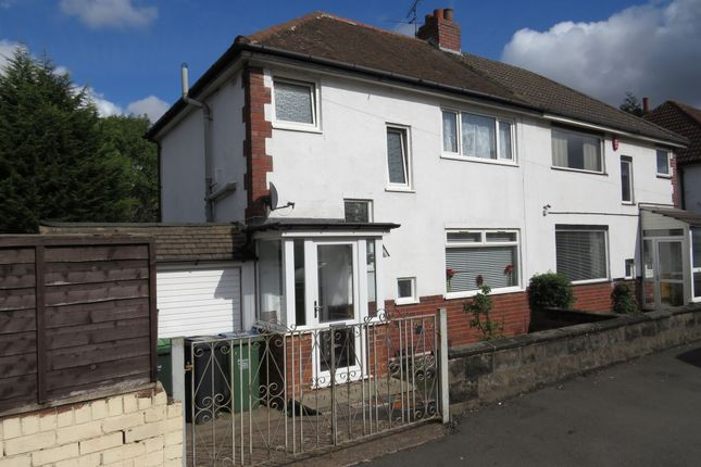 Thumbnail Semi-detached house for sale in St. Pauls Road, Smethwick
