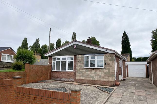 Thumbnail Detached bungalow for sale in Stradbroke Drive, Dresden, Stoke-On-Trent, Staffordshire