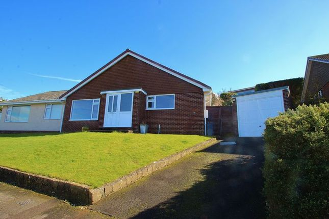 Thumbnail Semi-detached bungalow for sale in Newhaven Road, Portishead, Bristol