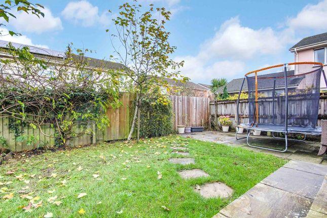 Garden of Westaway Close, Barnstaple EX31