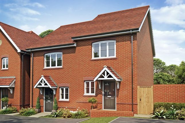Thumbnail Terraced house for sale in The Hastings, Corunna, Inkerman Lane, Aldershot, Hampshire