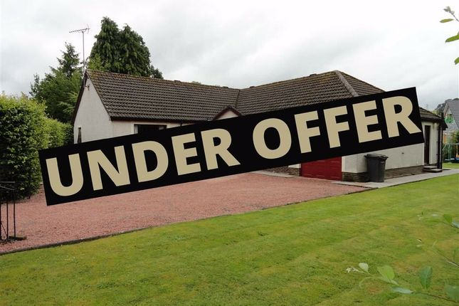 Detached bungalow for sale in New Abbey Road, Dumfries
