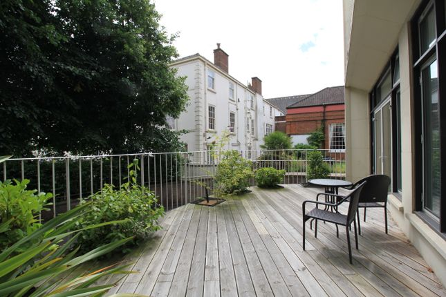 Thumbnail Flat to rent in Theatre Street, Norwich