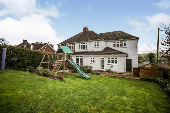 Thumbnail Semi-detached house for sale in Pilgrims Way, Rochester