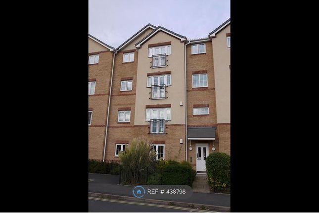 Thumbnail Flat to rent in Greenfields Gardens, Shrewsbury