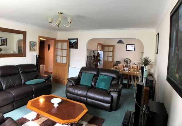 Thumbnail Detached bungalow for sale in Adamson Drive, Laurencekirk AB30, Laurencekirk,