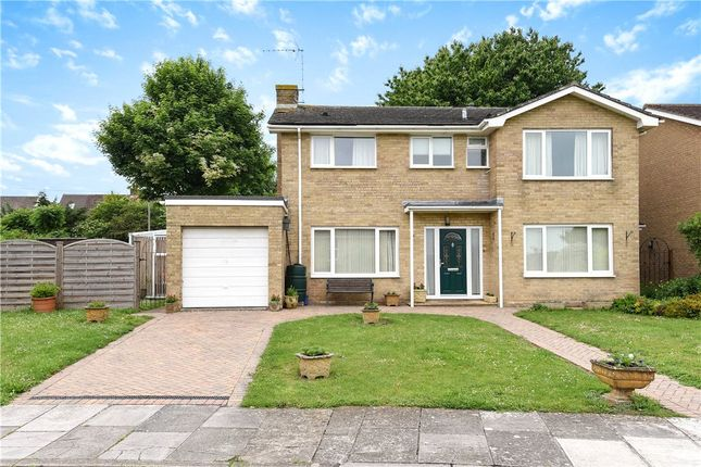 Thumbnail Detached house for sale in Langdons, Sherborne