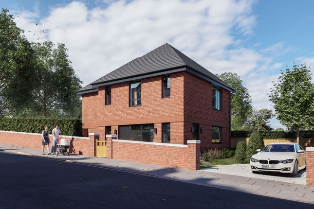 4 bed detached house for sale in Seabank Road, New Brighton CH44