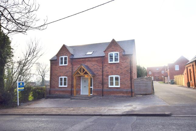 Thumbnail Detached house for sale in Chapel Gardens, Allesley, Coventry - New Build