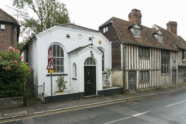 Thumbnail Detached house for sale in High Street, Otford, Sevenoaks