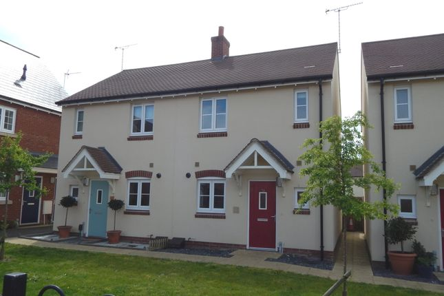 2 bed semi-detached house to rent in Primrose Place, Durrington, Salisbury SP4
