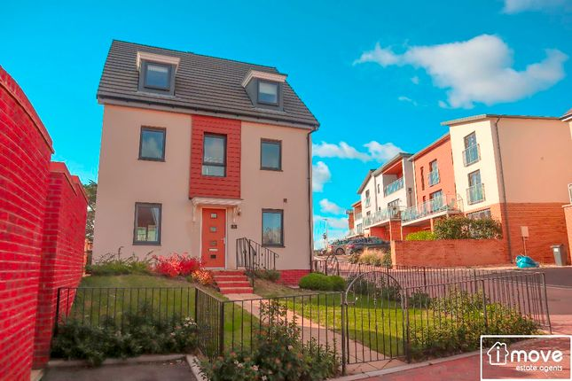 Thumbnail Detached house for sale in Amethyst Drive, Teignmouth
