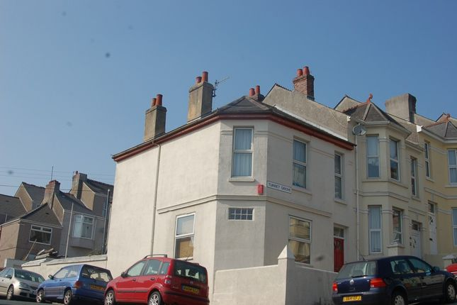 Thumbnail Property to rent in Turret Grove, Mutley, Plymouth