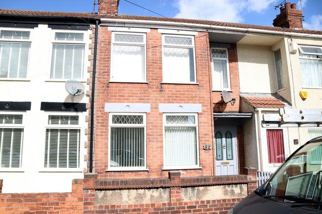Rensburg Street, Hull, East Riding Of Yorkshire HU9