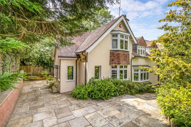Thumbnail Detached house for sale in Partingdale Lane, Mill Hill