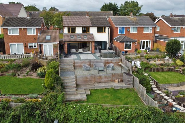 Thumbnail Detached house for sale in Riversdale Close, Birstall, Leicester