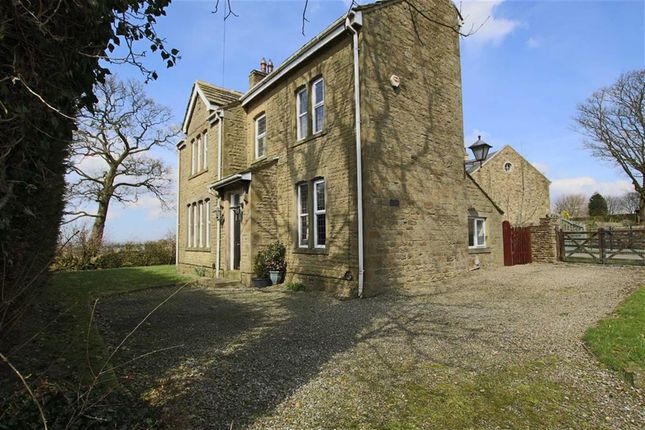 Thumbnail Detached house for sale in Old Hall Square, Worsthorne, Burnley