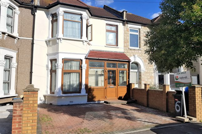 Thumbnail Terraced house for sale in Meath Road, Ilford