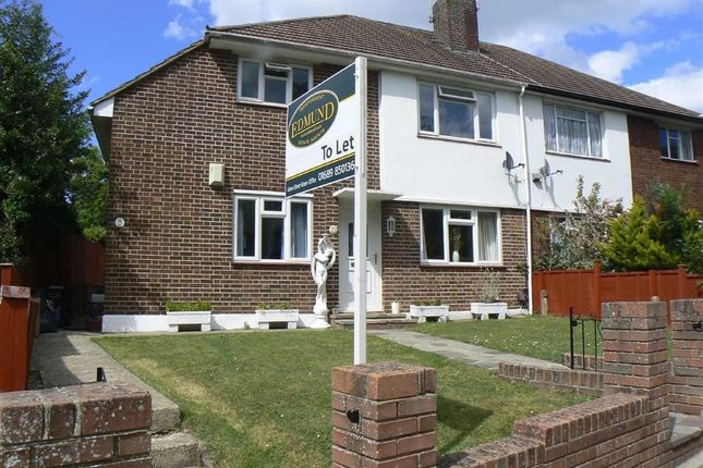 Thumbnail Flat to rent in Russett Close, Chelsfield, Orpington
