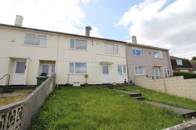 Thumbnail Terraced house for sale in Landulph Gardens, St Budeaux