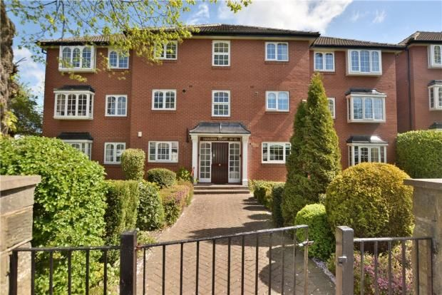 Thumbnail Flat to rent in Hadleigh Court, Moortown, Leeds