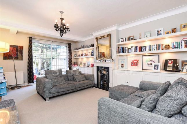 Thumbnail Flat to rent in The Avenue, Brondesbury, London