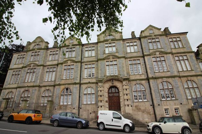 Thumbnail Flat for sale in Shire Hall, Fields Road, Newport