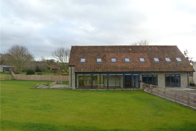 Thumbnail Detached house to rent in Burrow Hill, Kingsbury Episcopi, Martock, Somerset