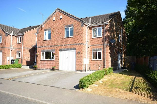 Thumbnail Semi-detached house for sale in Outram Street, Ripley