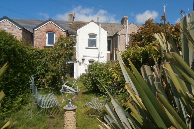 Thumbnail Terraced house for sale in Moor End, Haverigg Road, Millom