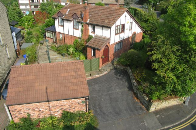 Thumbnail Detached house for sale in Old Road, Stalybridge