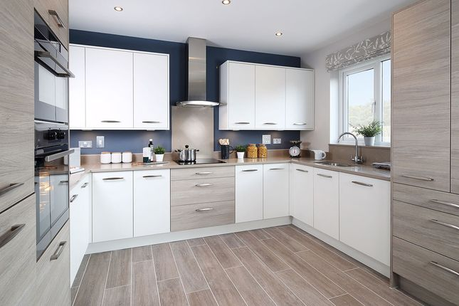 """4 bedroom detached house for sale in """"Oxford +"""" at The Maltings, Llantarnam, Cwmbran"""