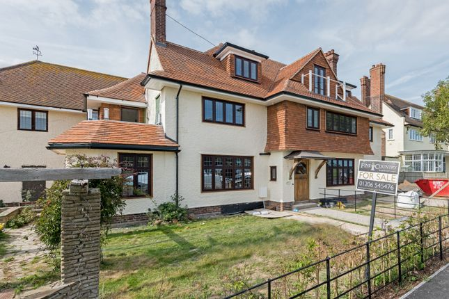 Thumbnail Semi-detached house for sale in The Esplanade, Frinton-On-Sea