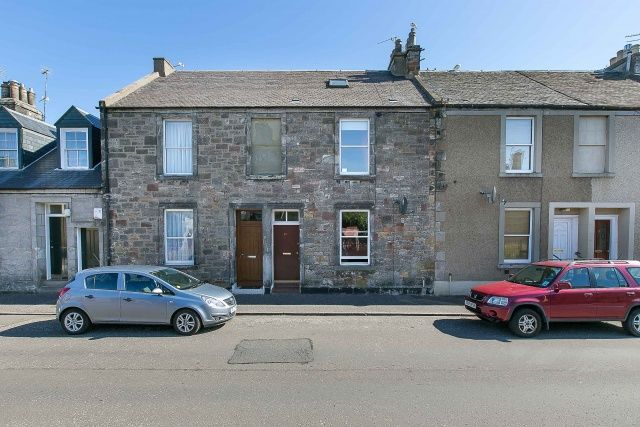 Thumbnail Terraced house for sale in Market Street, Musselburgh, East Lothian