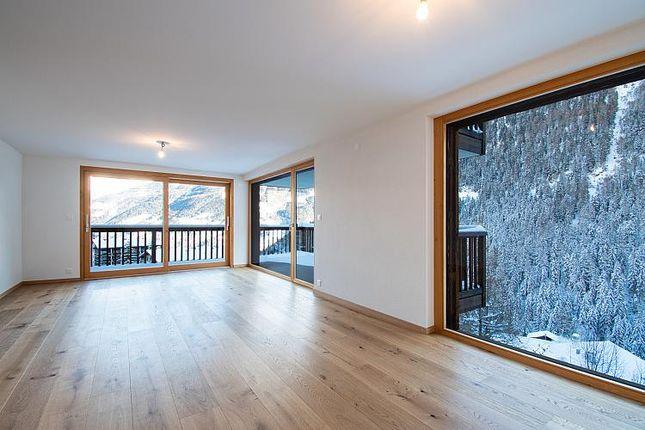 Thumbnail Apartment for sale in Apartment 3 - Les Rahas, Grimentz - Anniviers, Valais, Switzerland