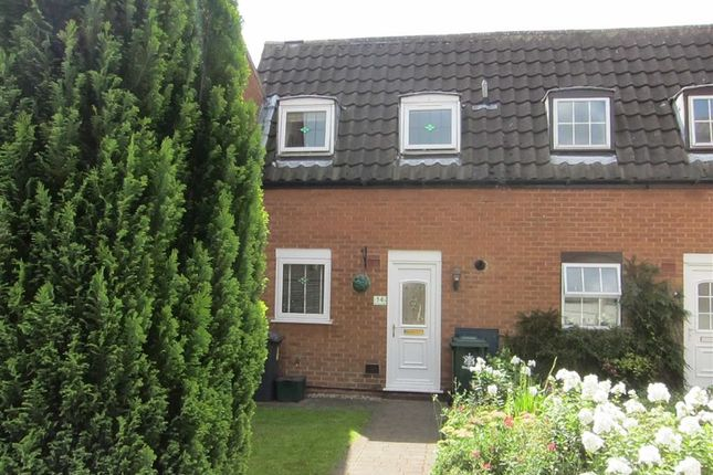 Thumbnail Town house to rent in Syderstone Walk, Arnold, Nottingham