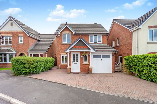 Thumbnail Detached house for sale in Meadowfields, Blackburn