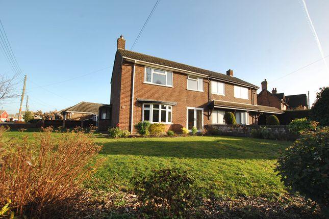 Thumbnail Semi-detached house for sale in Muxton Lane, Muxton, Telford