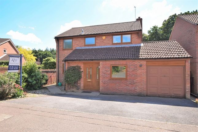Thumbnail Detached house for sale in Beaver Close, Colchester, Essex