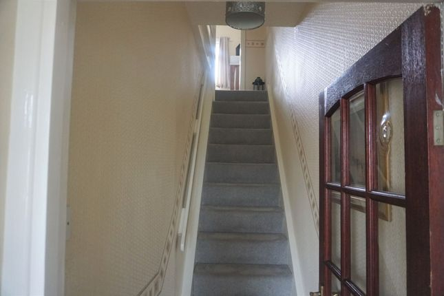 Staircase of Anlaby Park Road South, Hull HU4