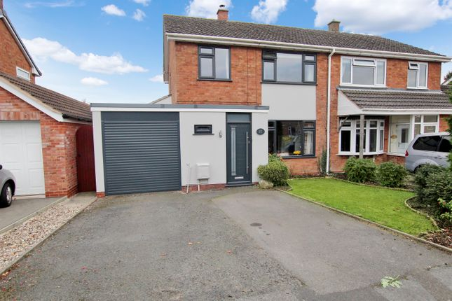 Thumbnail Semi-detached house for sale in Windmill Lane, Inkberrow, Worcester