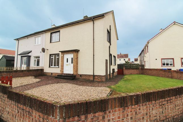 Thumbnail Semi-detached house for sale in Braeside Road, Ayr