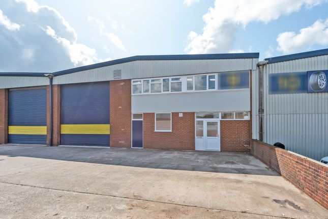 Thumbnail Industrial to let in Tamar Industrial Park, Saltash