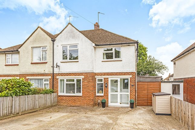 Thumbnail Semi-detached house for sale in Oxford Road, Maidstone