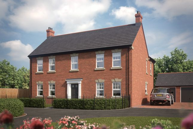 Thumbnail Detached house for sale in Lincoln Road, Dunholme